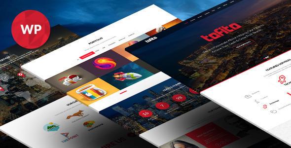 TOFITO – Responsive WordPress Theme (Business)